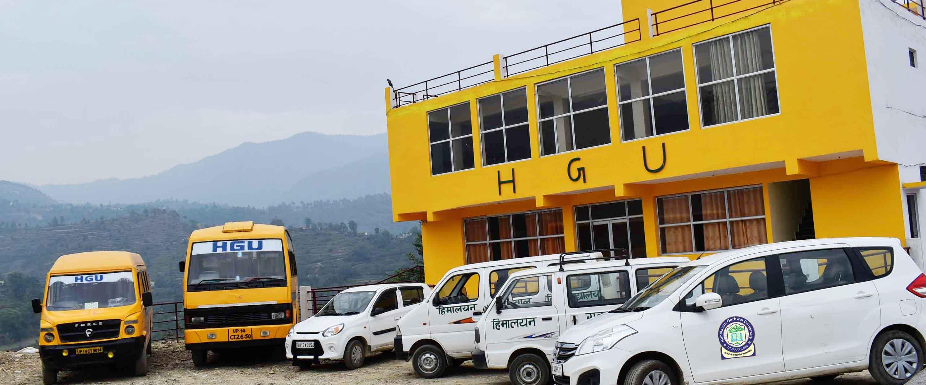 Syllabus | Himalayan Garhwal University