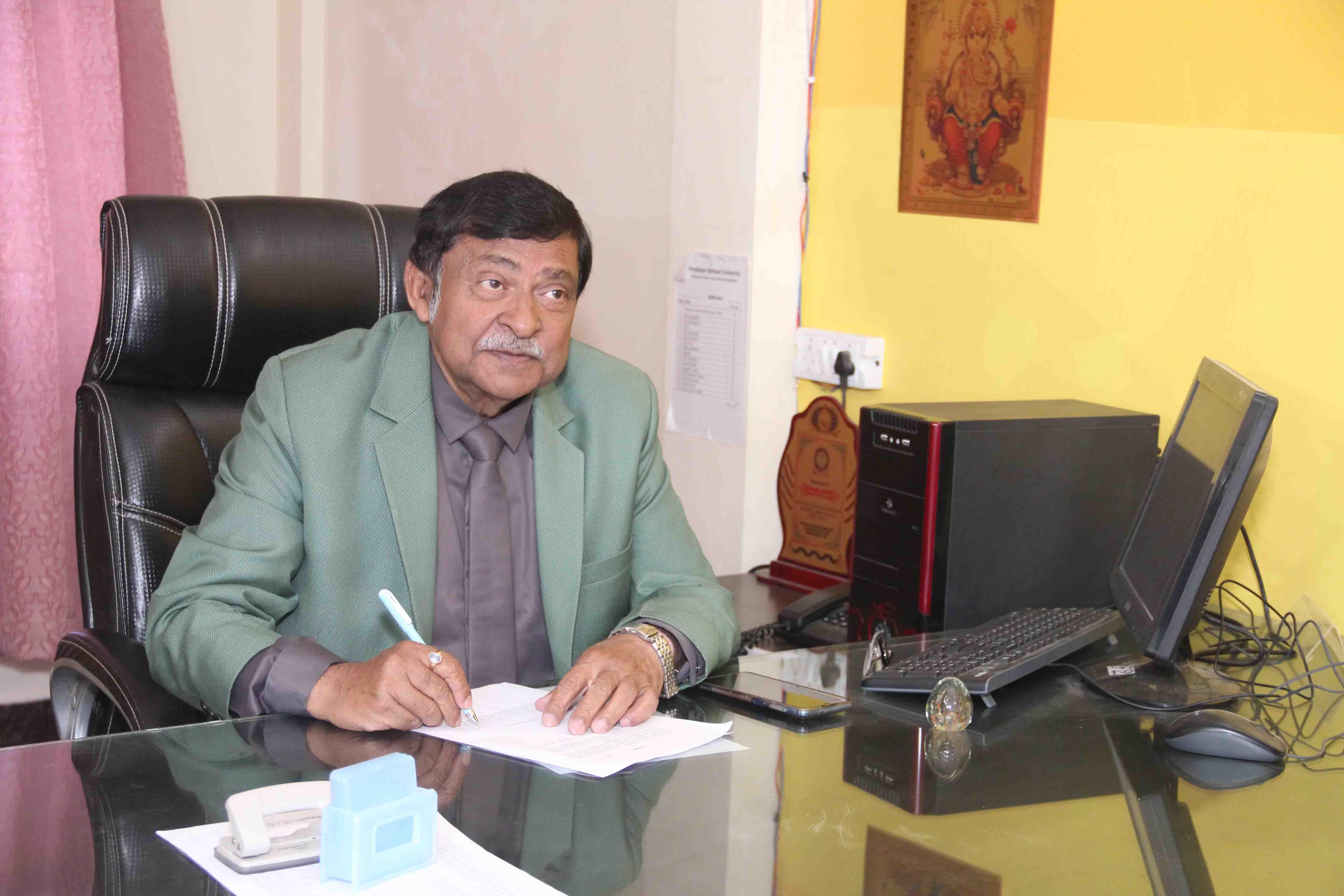 Himalayan Garhwal University library