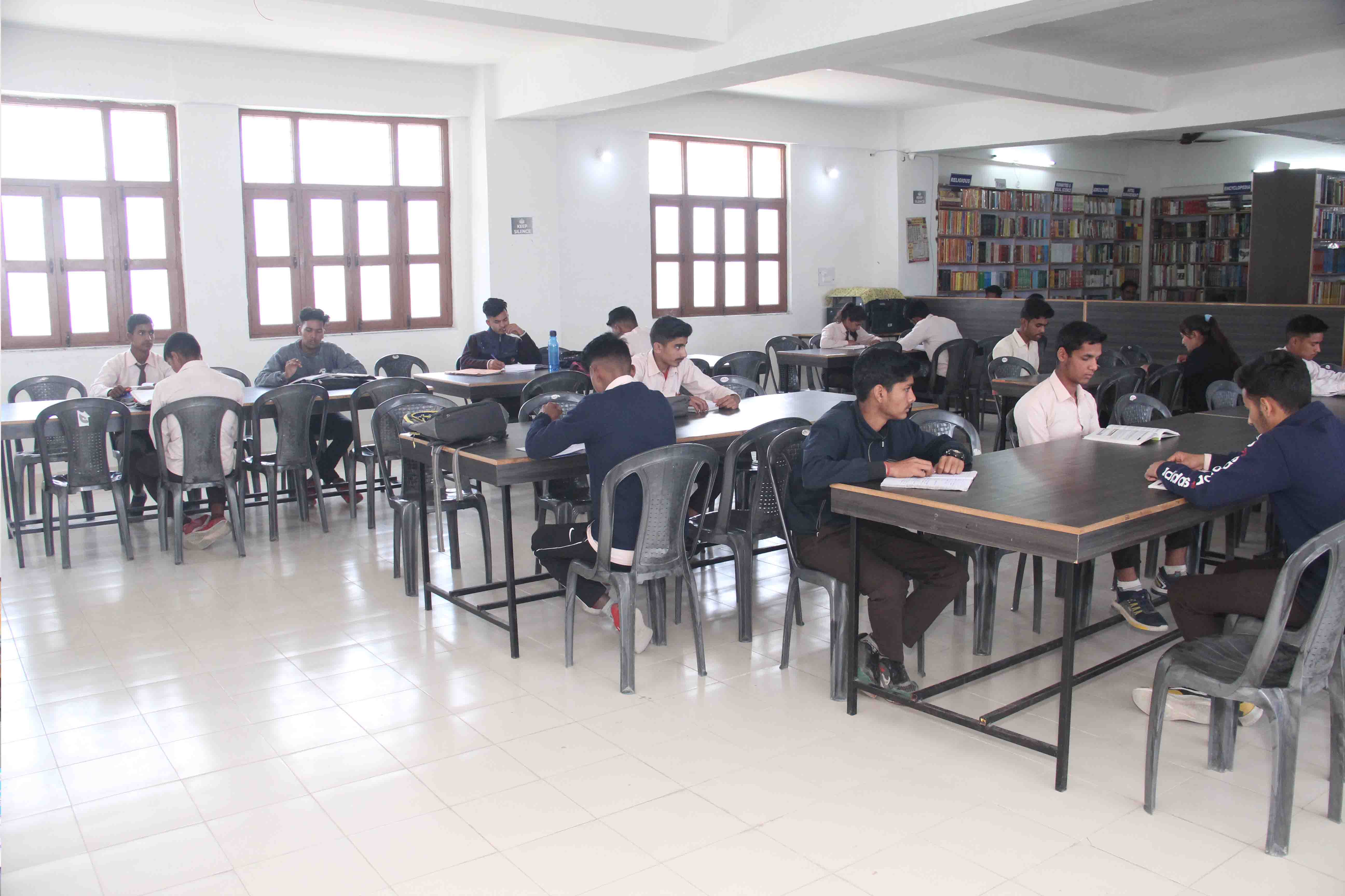 Himalayan Garhwal University Staff With N K SInha, Vice-Chancellor HGU